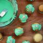 """Green Fairy"" Cakes"