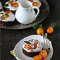Baking | Dark Chocolate Kumquat Amaranth Mousse Cakes … deliciously ending 2013 gluten free