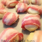 Bacon Cheese Buns! A Great Party App!