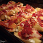 """Unique"" Stuffed Shells and Tomato Sauce"