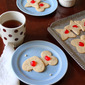 holiday cookie round up: wheat cookies