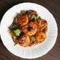 Royyala Iguru (Easy Andhra Prawns Curry)