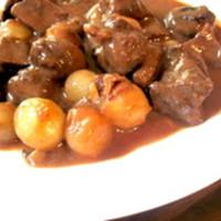 Hearty Beef Bourguignon