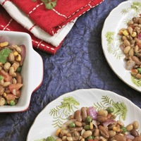 Trinity of Beans - Three Beans Salad