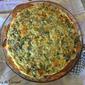Simple Broccoli Cheddar Quiche