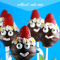 Party pops – homemade cake pops recipe without cake mix
