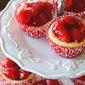 Mini Cherry Cheesecake Treats