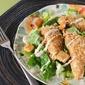 Chicken Caesar Chicken Tenders {Chicken Plus 5 Ingredients!}