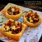 Caramelized Onion and Goat Cheese Tartlets