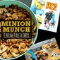 Minion Munch Chex Party Mix {with a Despicable Me 2 Giveaway!!}