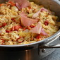 Prosciutto, Artichoke and Sun-Dried Tomato Rice | My First Smartphone
