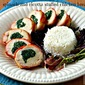 Spinach and Ricotta Stuffed Chicken Breasts