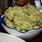 Recipe: Eating Well's Skinny Guacamole