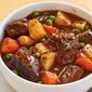 Slow Cooked Beefy Stew