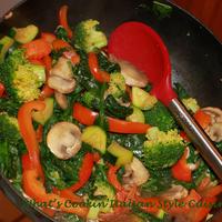Healthy Italian Vegetable Saute Recipe