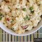 Macaroni and Cheese Recipe with Cauliflower, Peas and Tasso