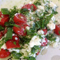 Russian Herb and Cheese Salad