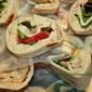Italian Sandwich Wrap Appetizer