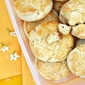 Buttermilk and Honey Biscuits I have to admit, I am a bit shy...