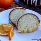 Fresh Orange Pound Cake