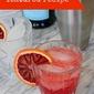 Blood Orange Raspberry Smash