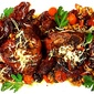 Bobby Lovera's T-Bone Lamb Chops with Sundried Tomato Salad