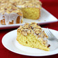 Toasted Almond Honey Cake