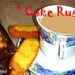 """Cake Rusks"" : Cake Recipes, Tea Cakes"