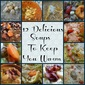 12 Delicious Soup Recipes