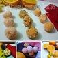 Orange Truffle_Pineapple Mini Cakes