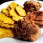 """Dominican fried chicken! (""""Pica pollo"""")"""