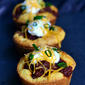 Sloppy Joe Cornbread Cups + Giveaway!