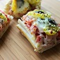 Italian Sub French Bread Pizza