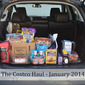 The Costco Haul – January 2014