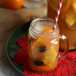 Rum Runner Sangria #CaptainsTable
