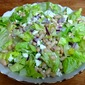 Greek-Inspired Salad with Cannellini Beans, Red Onions, and Feta