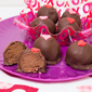 Chocolate Truffle Cake Balls