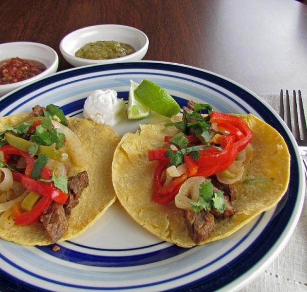 Easy Beef Fajitas