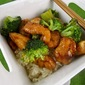 Firecracker Chicken and Broccoli