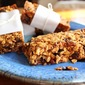 Too Busy for Breakfast? Cherry Almond Granola Bars