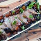 Italian Porketta with Apple Cherry Chutney