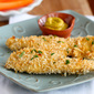 Crispy Baked Parmesan-Crusted Chicken Tenders Recipe