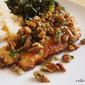 Pan-Fried Black Drum Recipe with Pecan Meunière Sauce