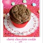 Chewy Chocolate Cookie With Cherries & Walnuts