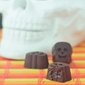 Double Chocolate Truffle Skulls… and a visit from Spabettie!