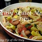 Easy Skillet Meal Tips
