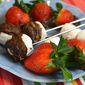 Melting Pot Chocolate Fondue Recipe