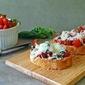 Chocolate-Strawberry Eclair Cake