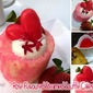 Rose Flavoured Steamed Souffle Cakes