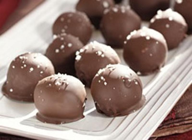 Basic Chocolate Truffles